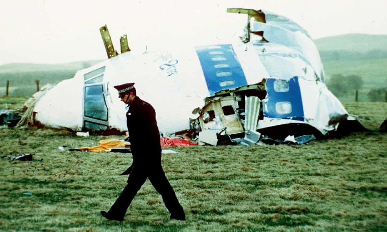 Lockerbie Stasi